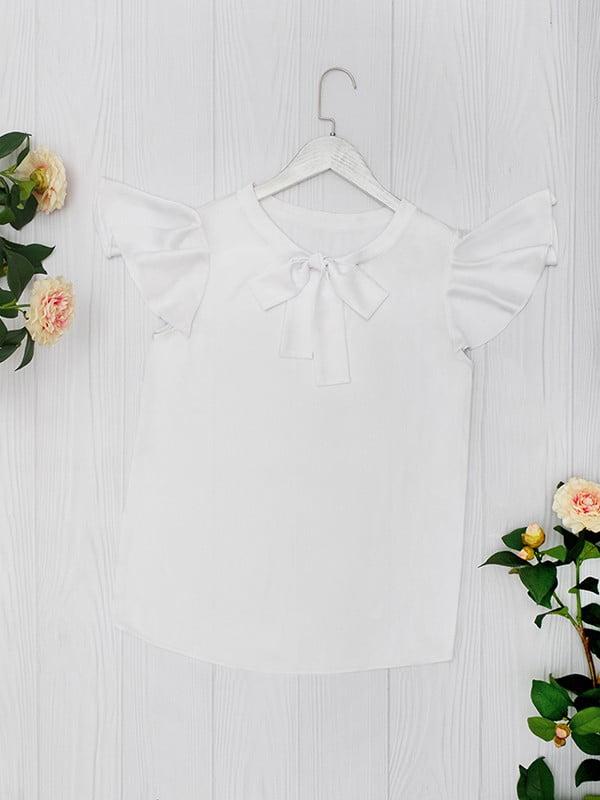 Блуза белая | 5115786