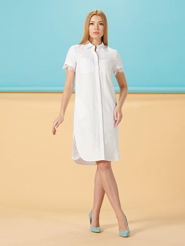 Платье белое | 5115976