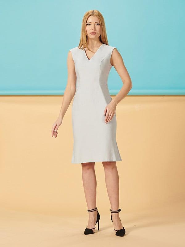 Платье серое | 5115993