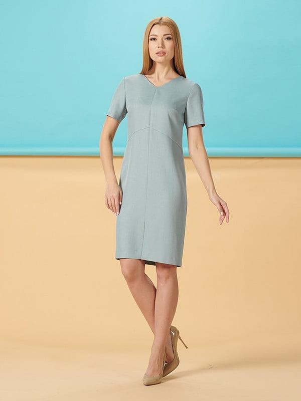 Платье серое | 5116021