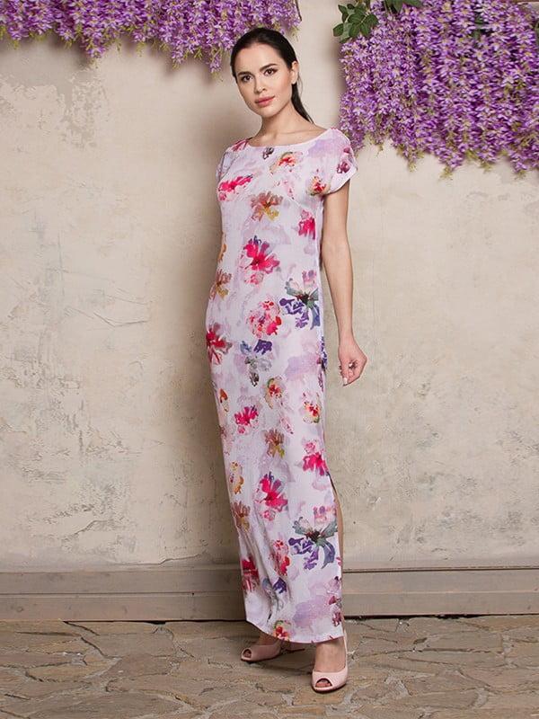 Платье розовое | 5139570