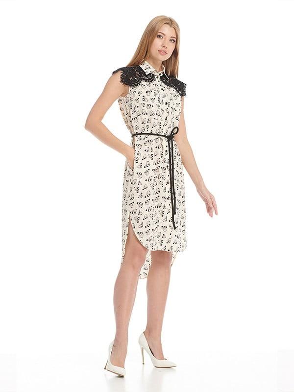 Платье молочного цвета | 5139574