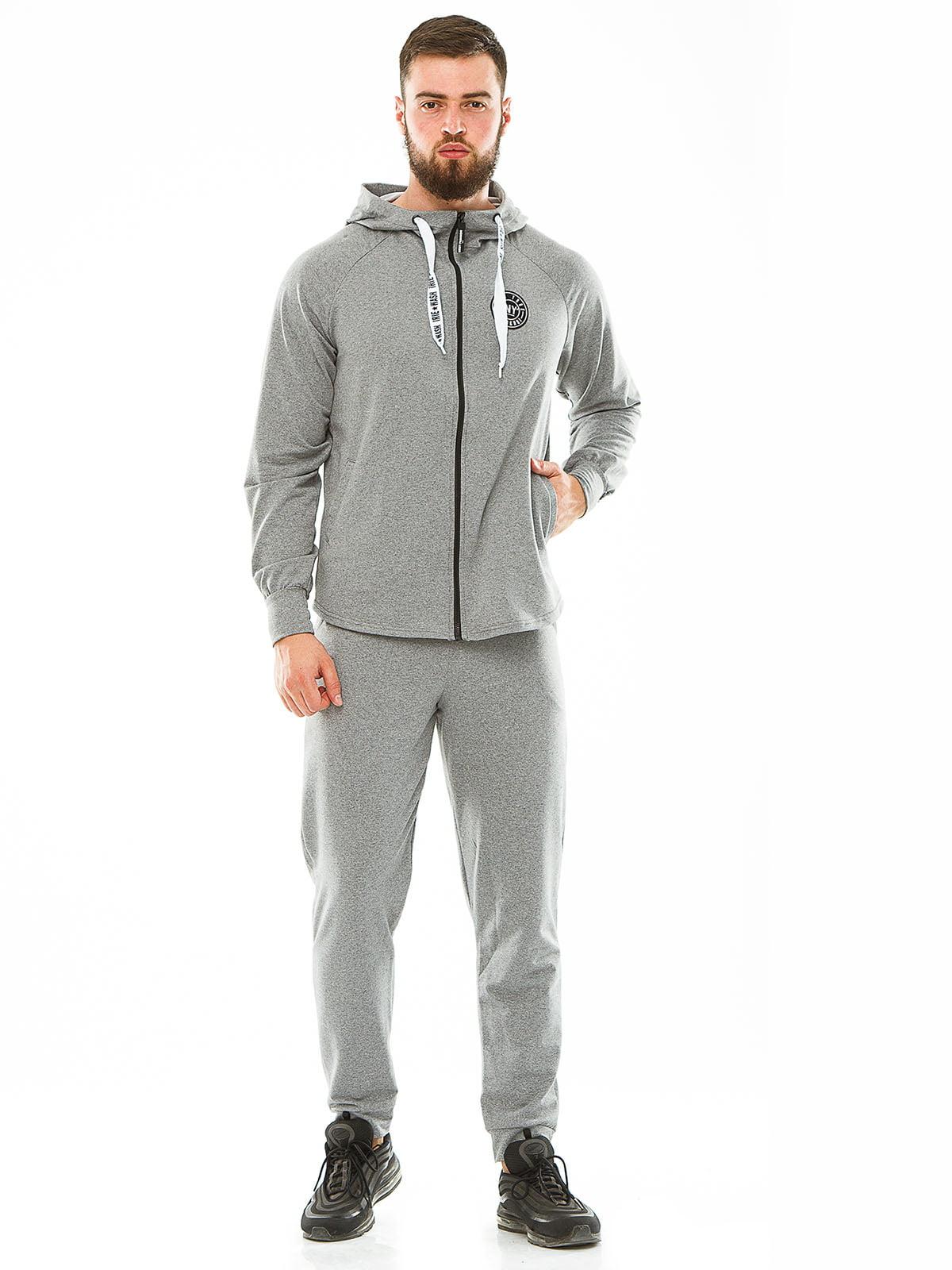 Костюм спортивный: кофта и брюки | 5139637