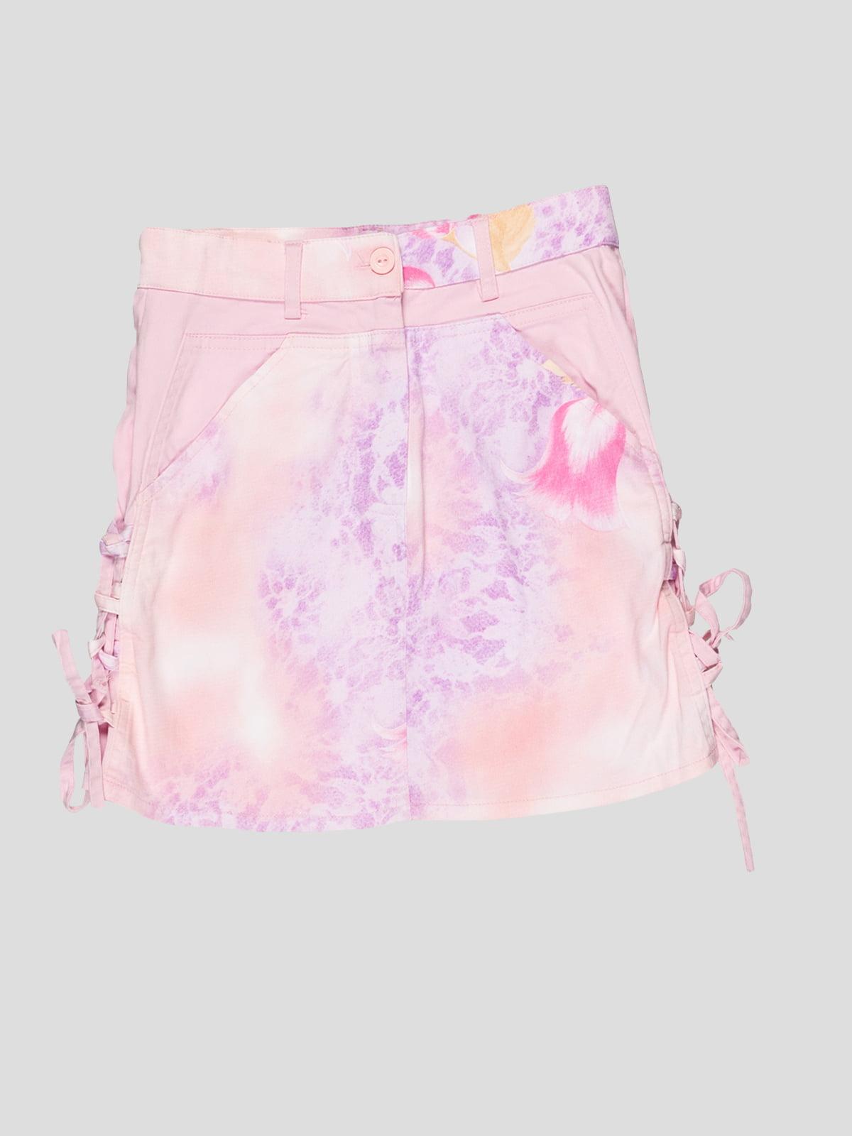 Юбка розовая | 3420759