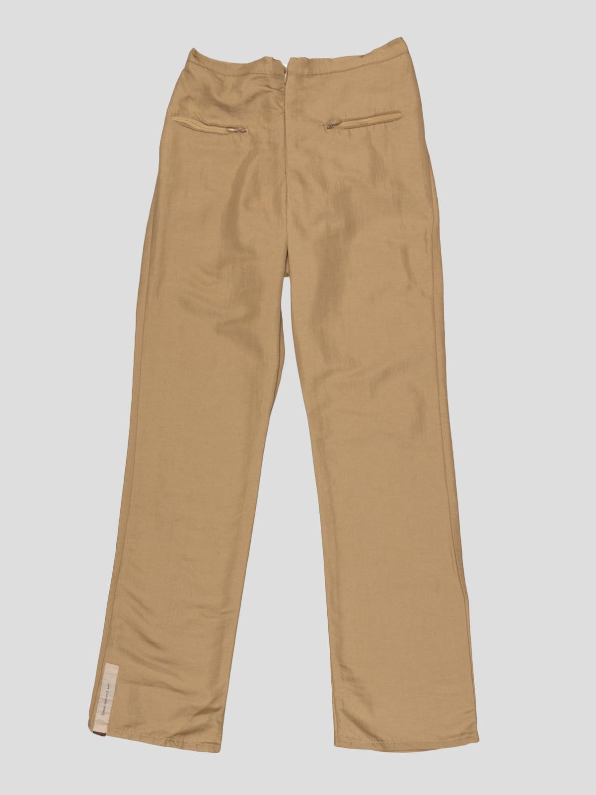 Штани коричневі   5125091