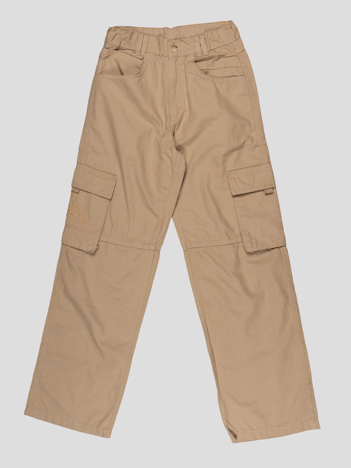 Штани коричневі | 5125080