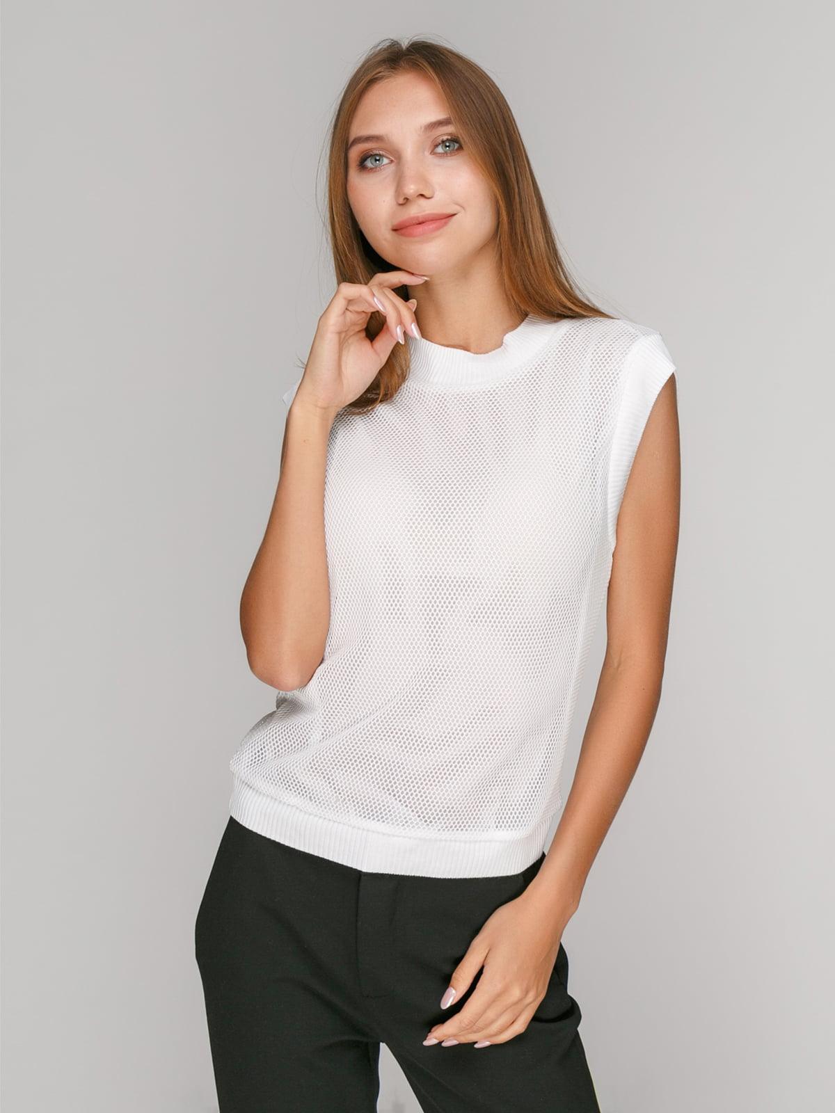 Блуза белая | 4507999