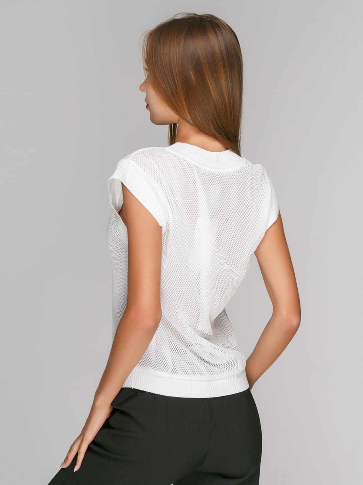 Блуза белая | 4507999 | фото 2