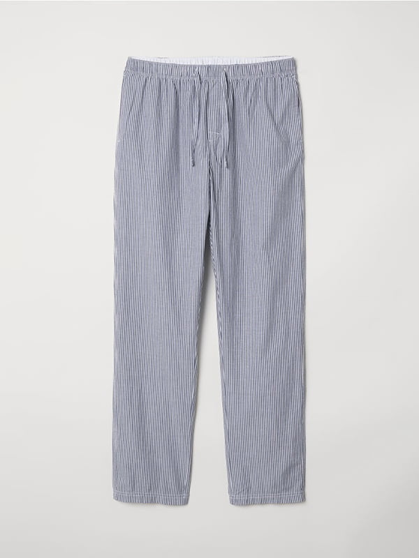 Брюки пижамные голубые | 5112684
