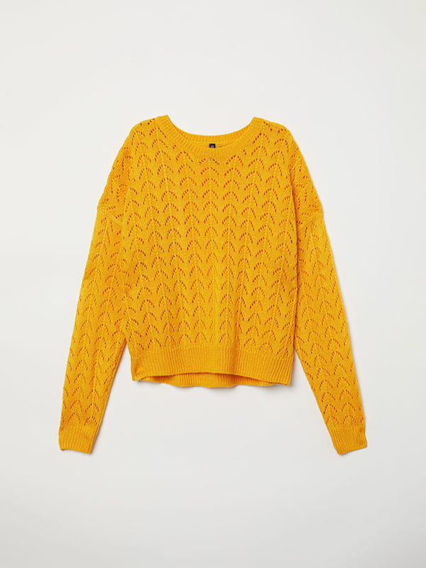 Джемпер желтый | 5112792