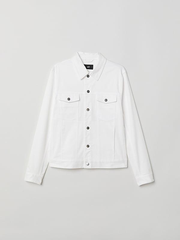 Куртка белая | 5112972