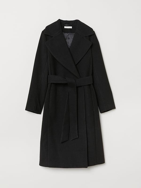 Пальто черное | 5113135