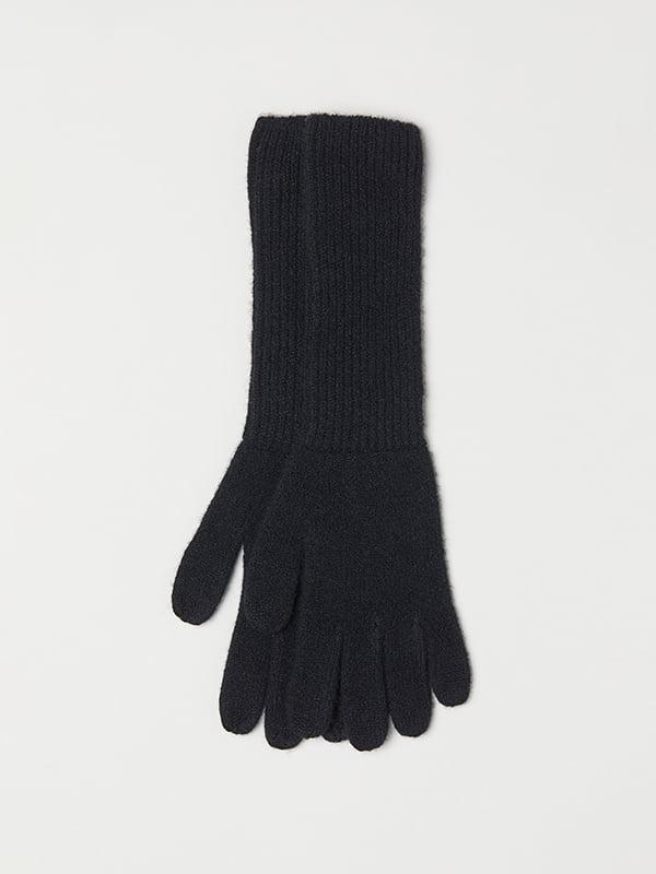 Перчатки черные | 5113138