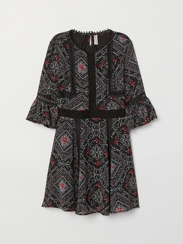 Платье черное | 5113188