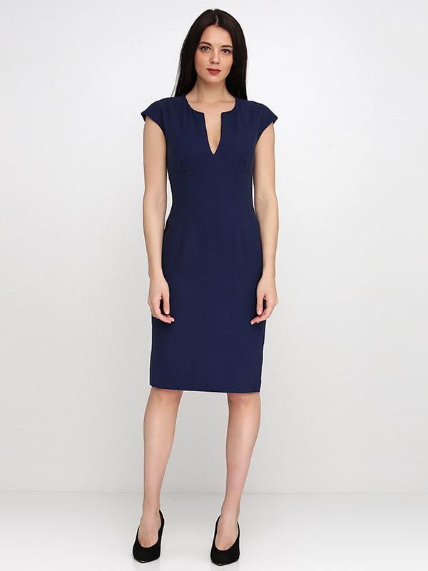 Сукня синя | 5140630