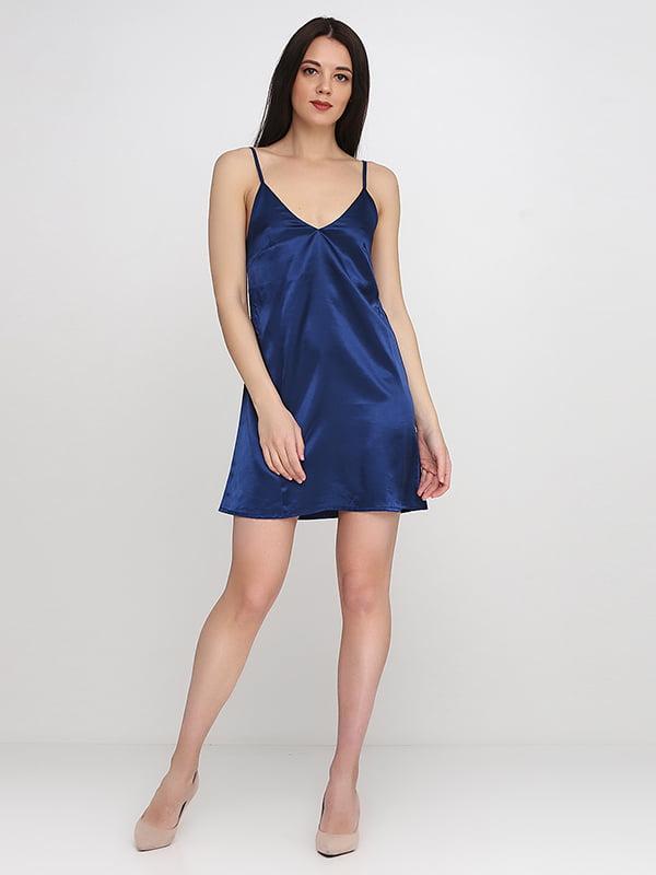 Сукня синя | 5140655