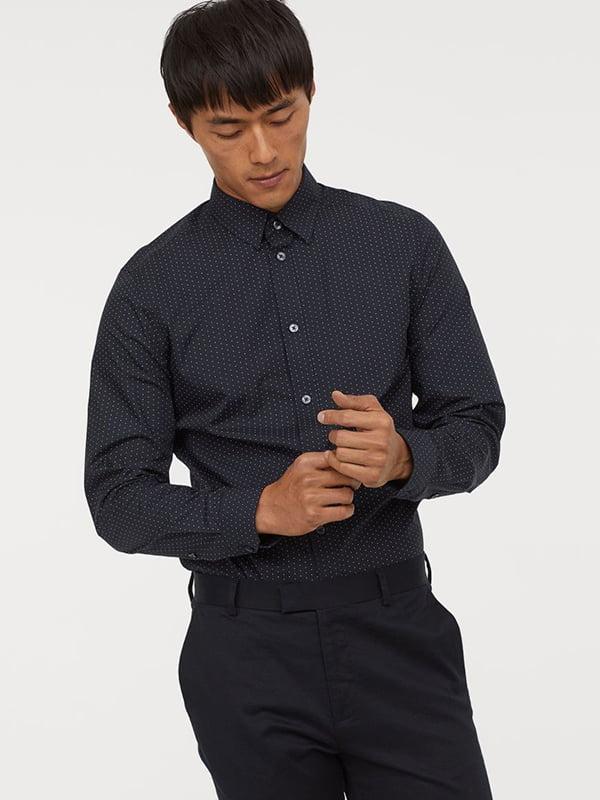 Рубашка синяя | 5136247