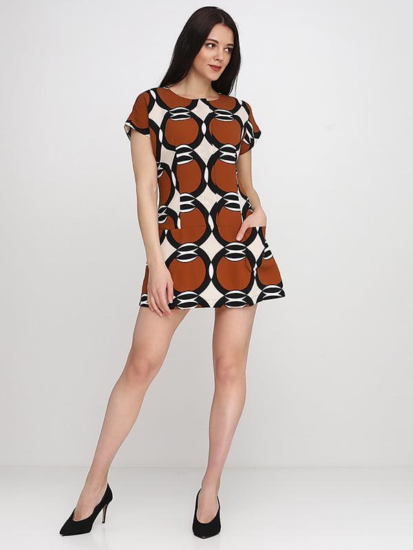Сукня коричнева   5140646