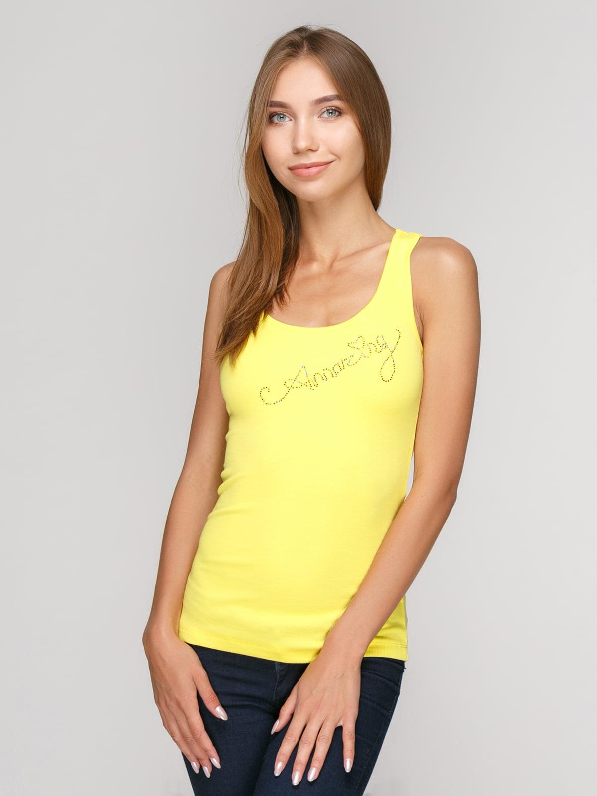 Майка жовта | 5120070