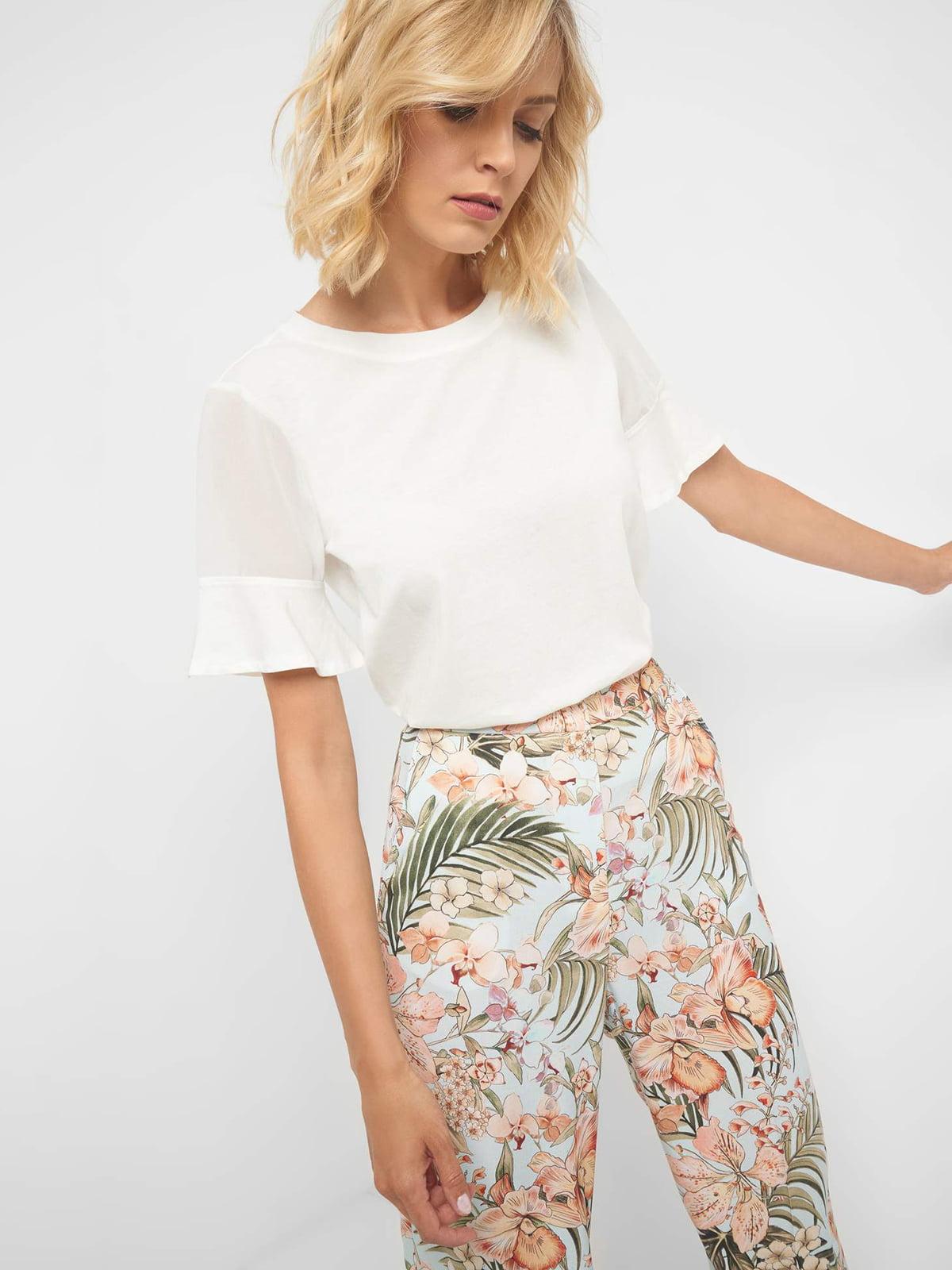 Блуза біла | 5142665