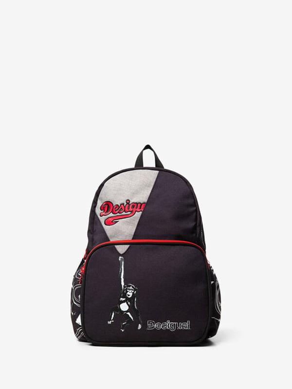 Рюкзак чорний | 5126050