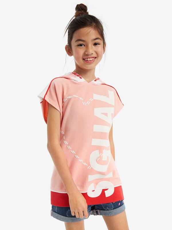 Джемпер рожевий | 5126087