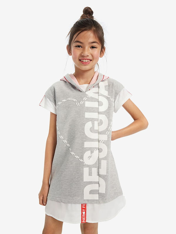 Сукня сіра | 5126090