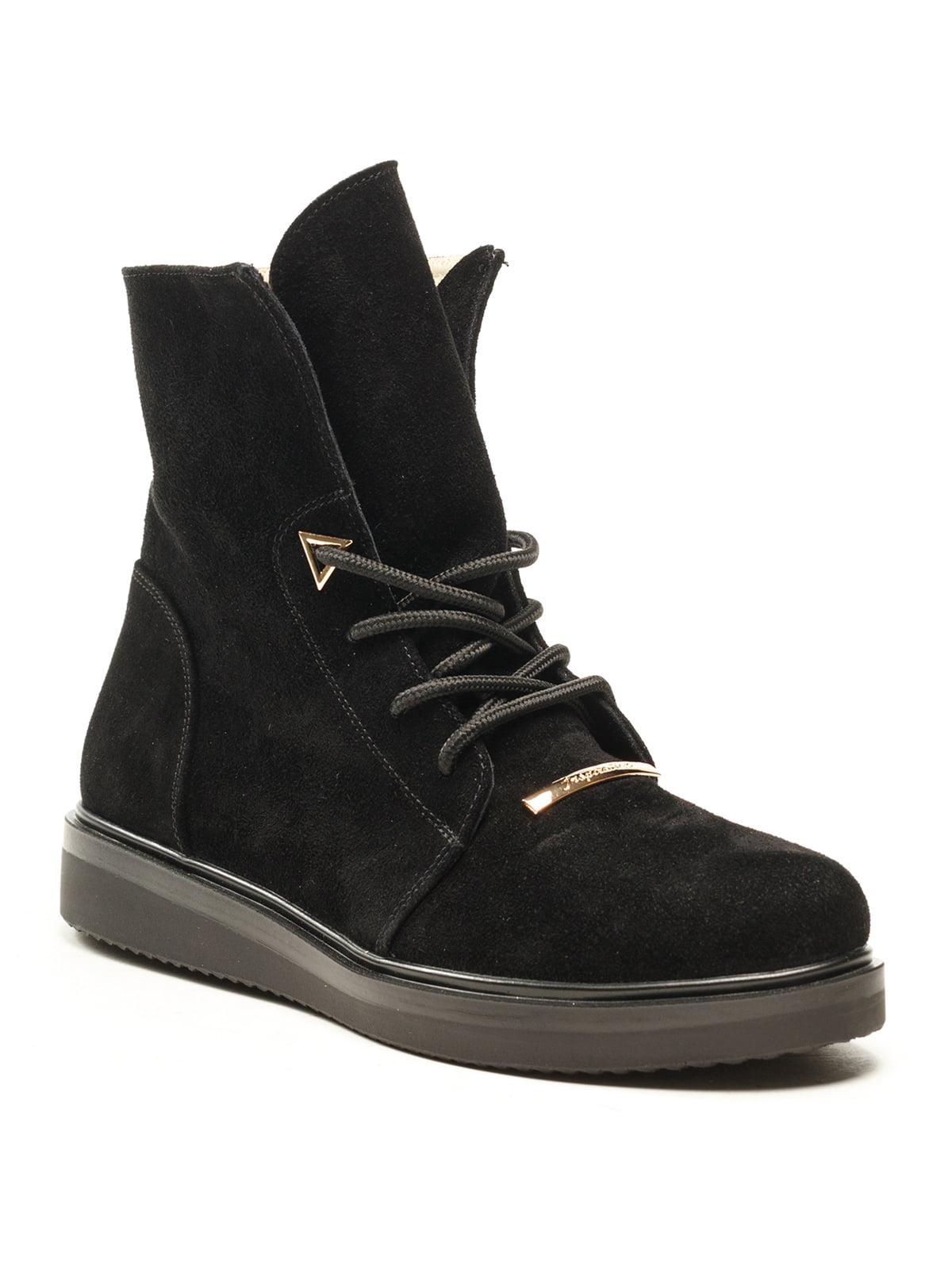 Ботинки черные | 5142888
