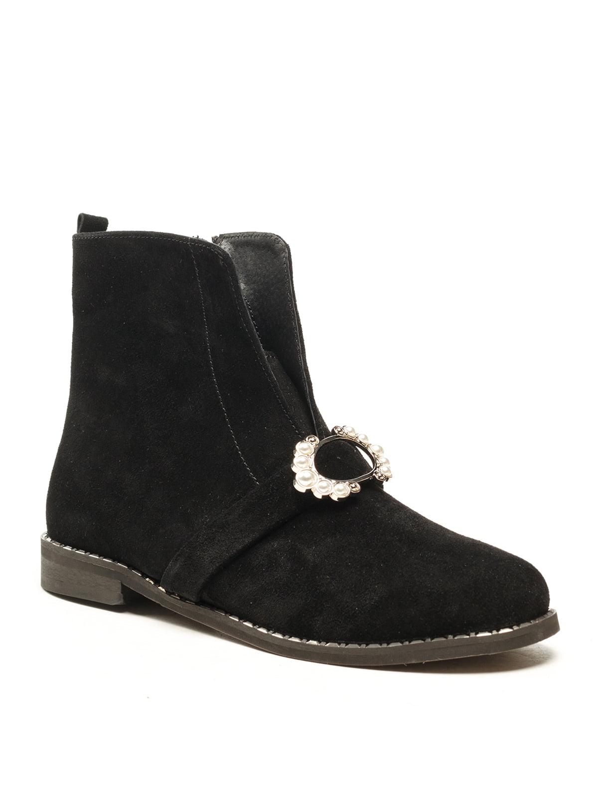 Ботинки черные | 5142892