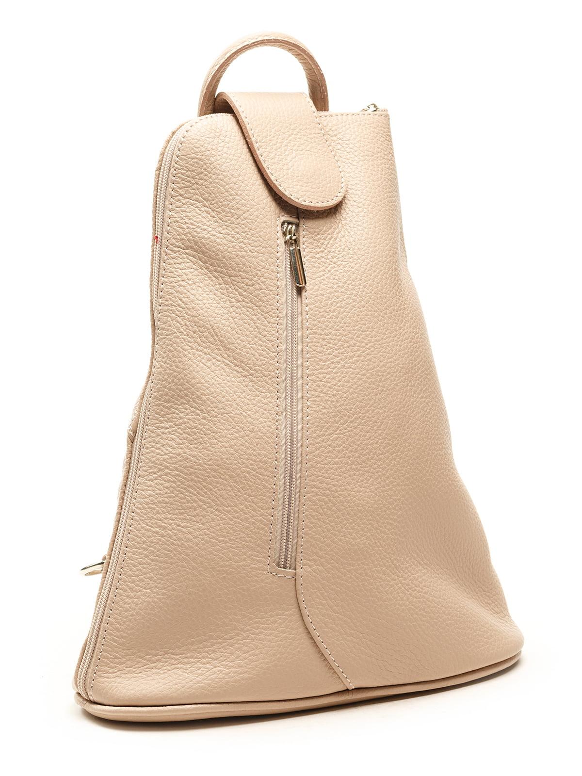 Рюкзак цвета пудры | 5145087