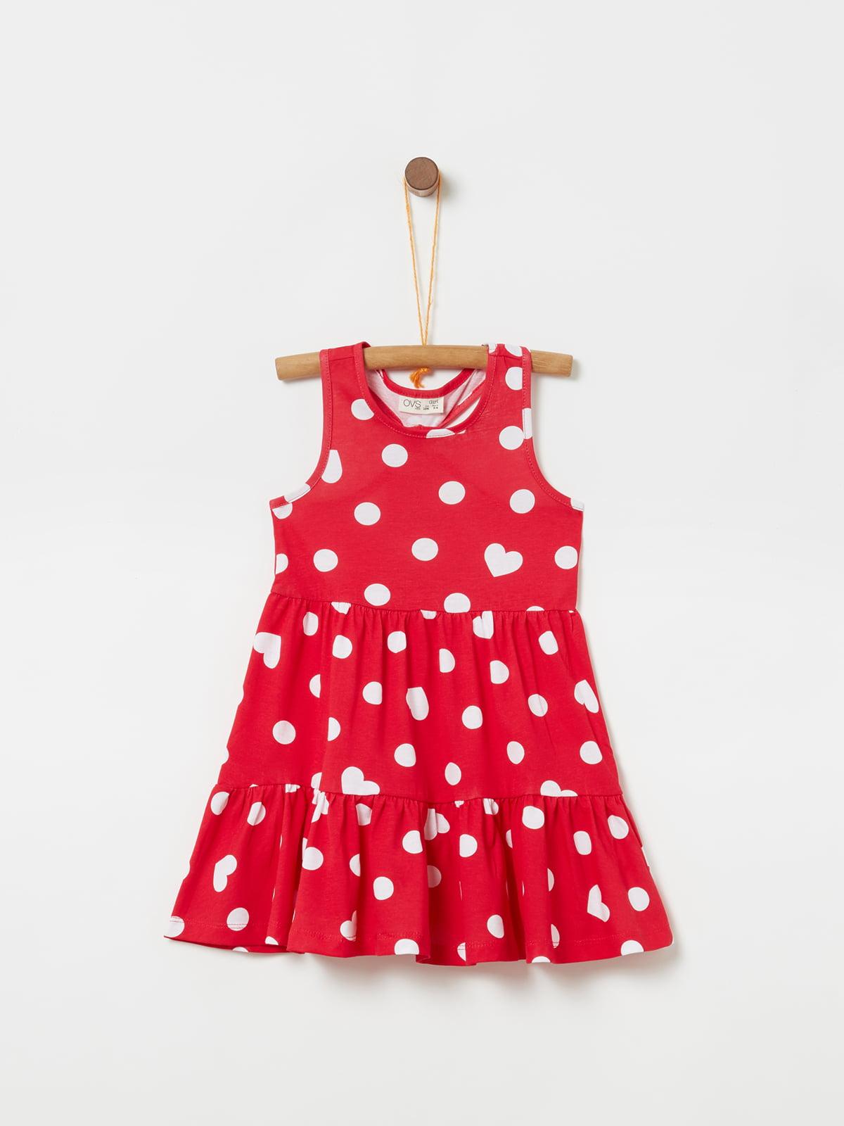 Платье красное | 5148984