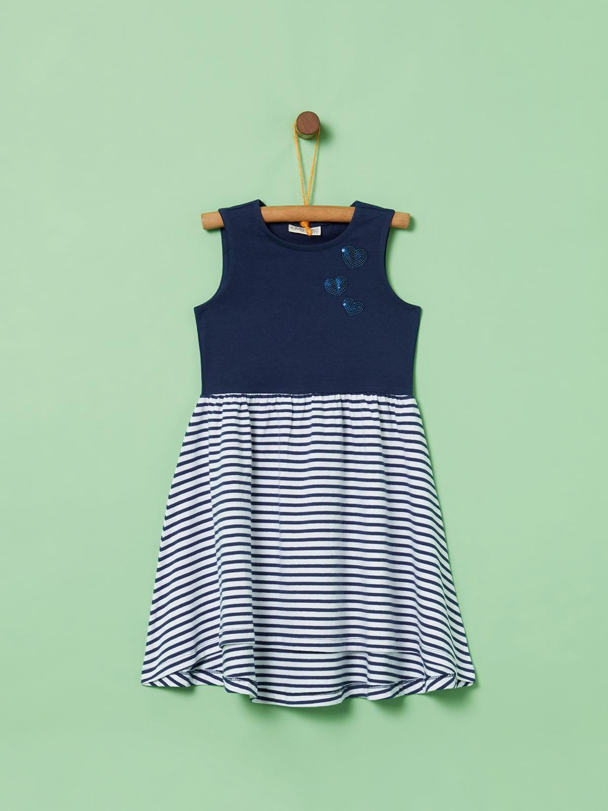 Сукня синя | 5148986