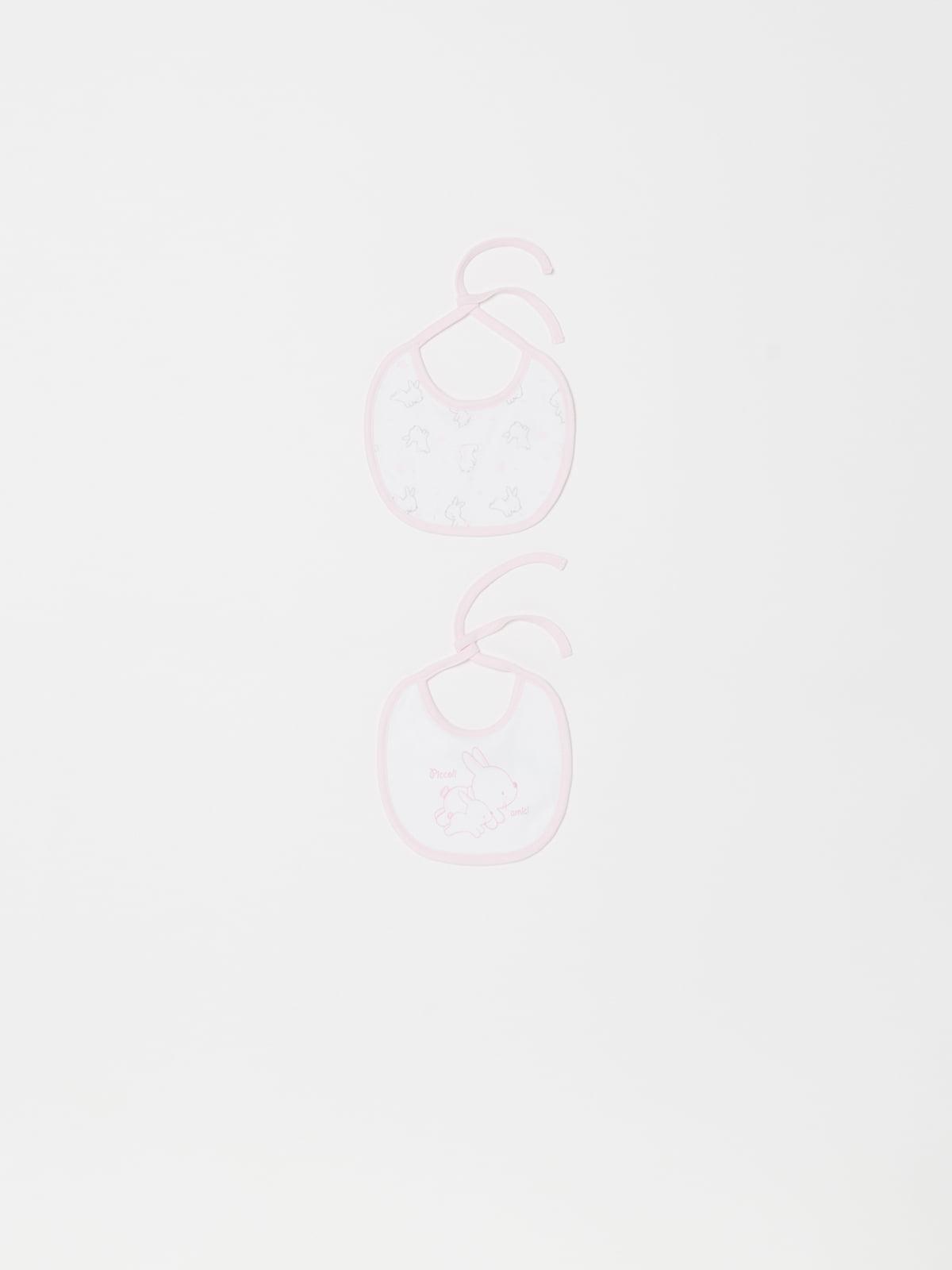 Слюнявчик рожевий | 5149024