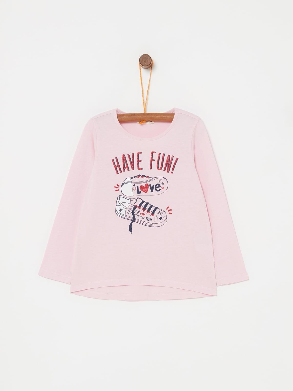 Джемпер рожевий | 5149073