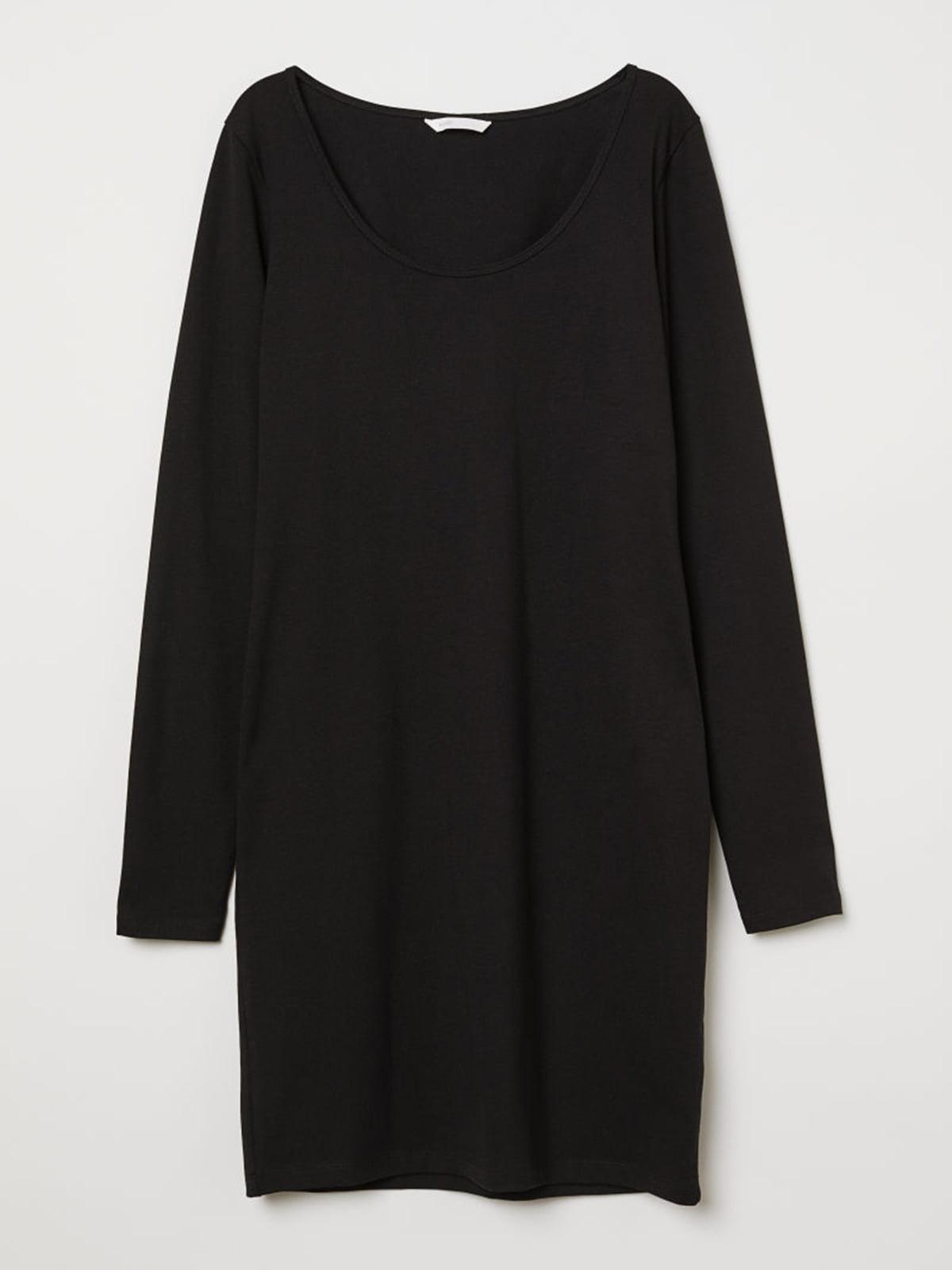 Платье черное | 5147576