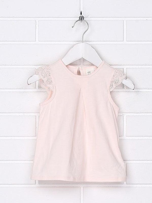 Блуза цвета пудры   5148406