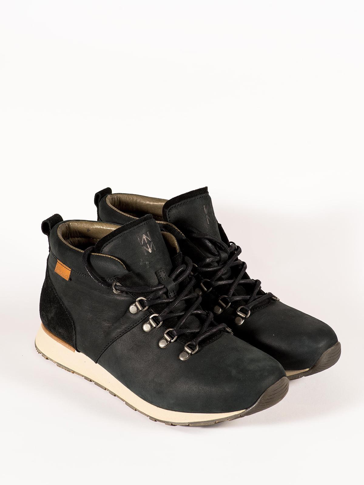 Черевики чорні | 5150336