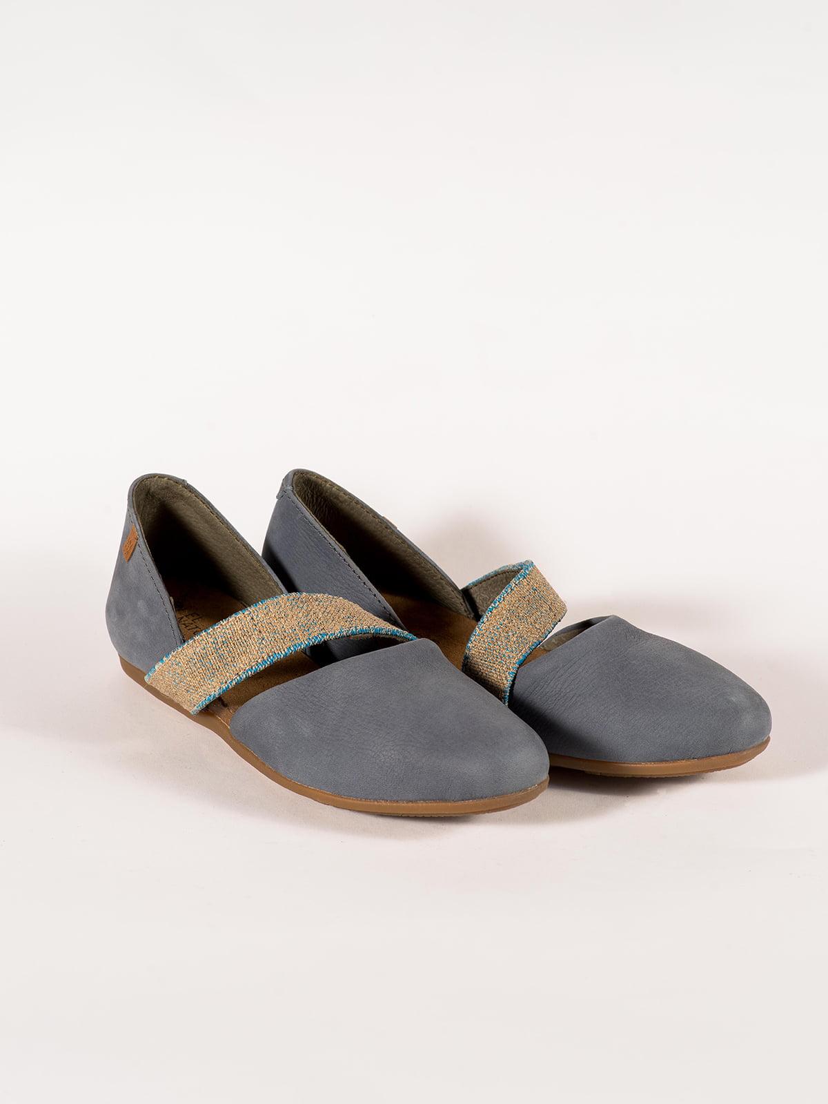 Туфли голубые | 5150439