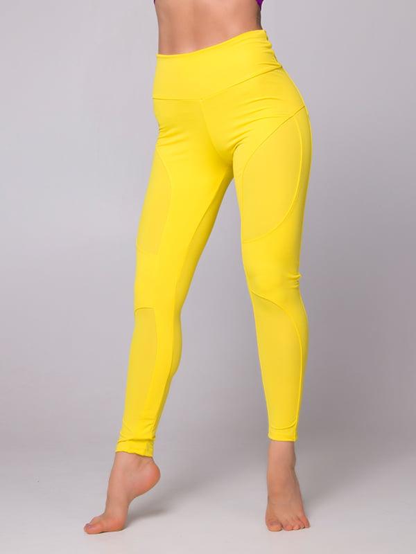 Легінси жовті | 5151548