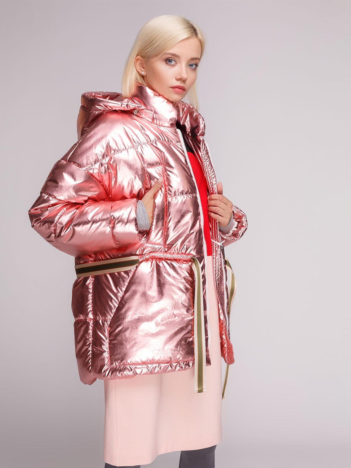 Куртка рожева | 5126237