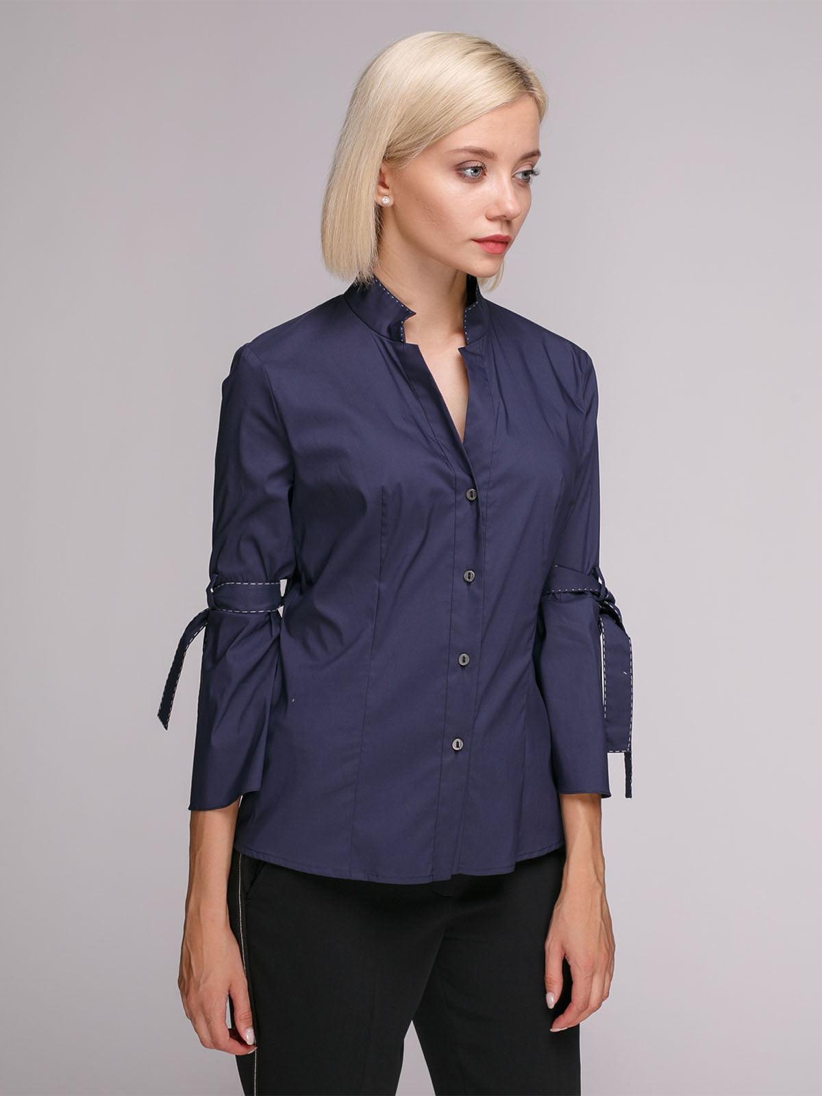 Блуза синя   5149403