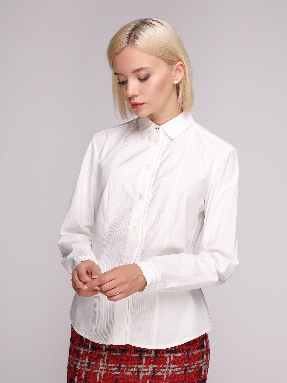 Блуза біла | 5149391