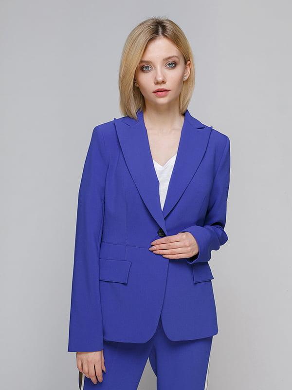 Жакет синій | 5153900