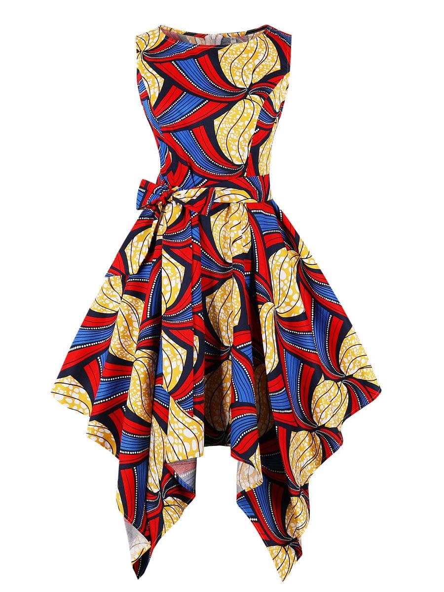 Сукня різнокольорова | 5153987