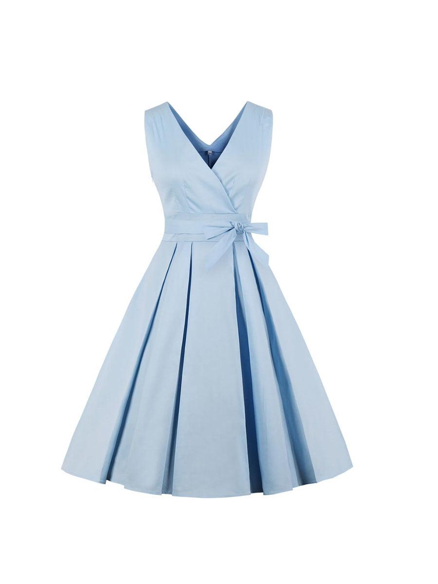 Сукня блакитна | 5154001