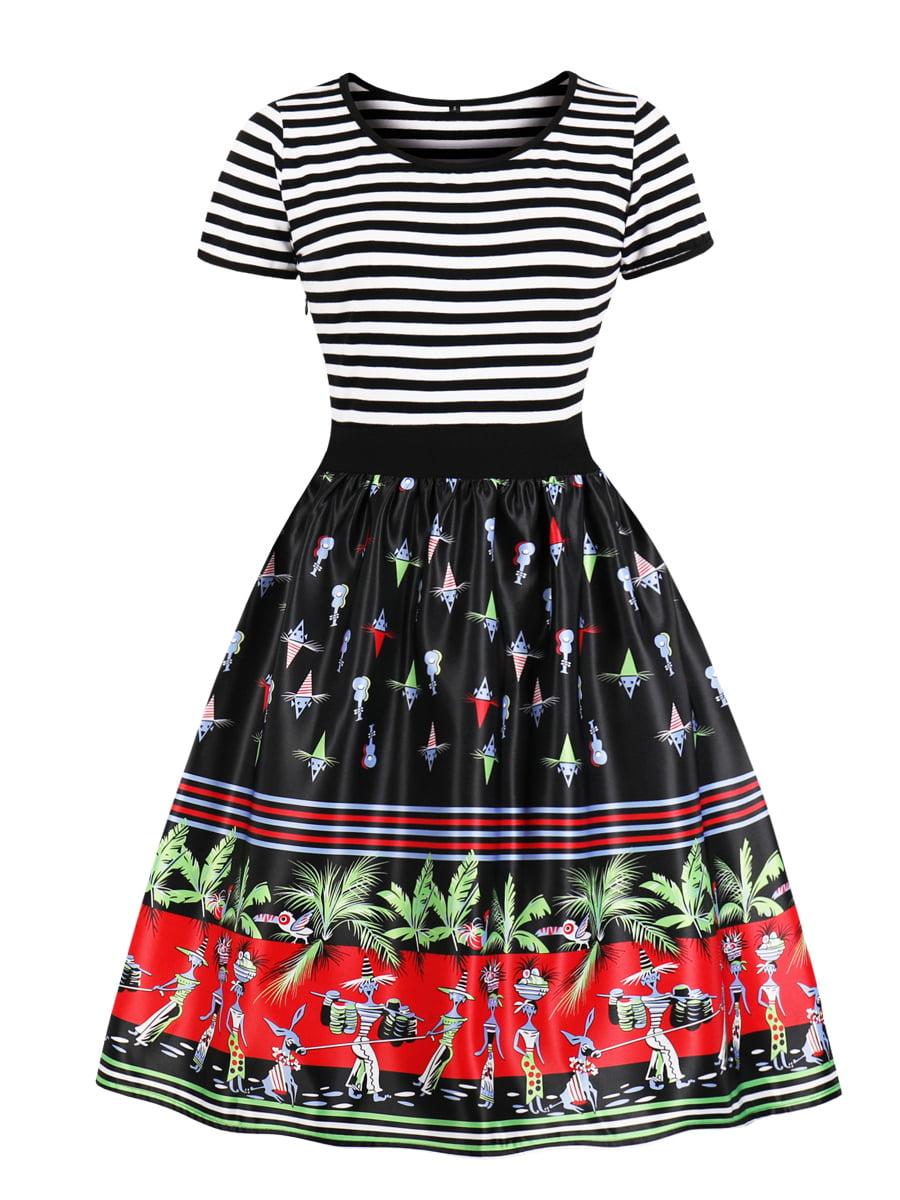 Сукня в принт | 5154099