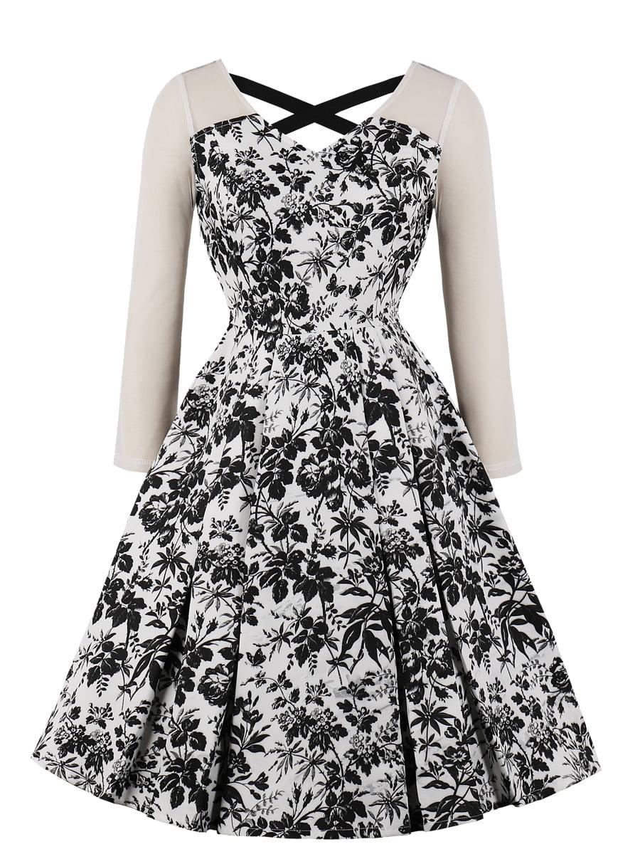 Сукня в принт | 5154103