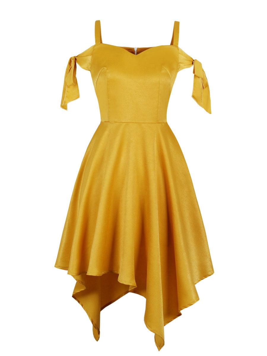 Сукня жовта   5154153