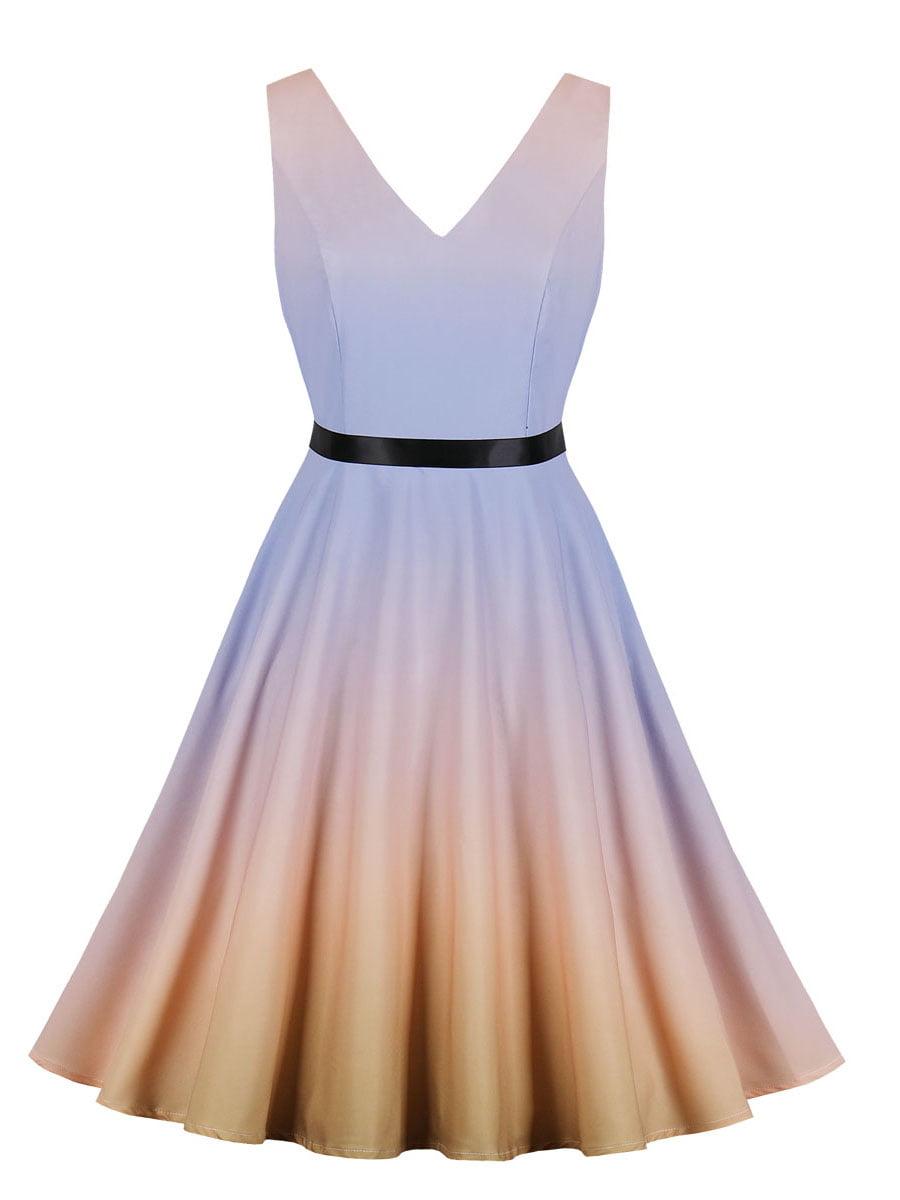 Сукня різнокольорова | 5154171
