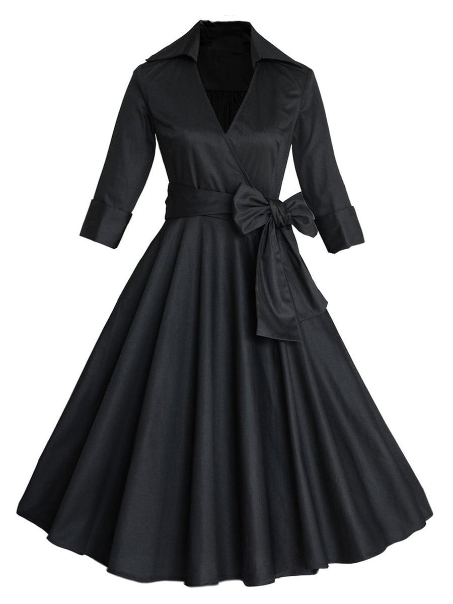 Платье черное   5154185
